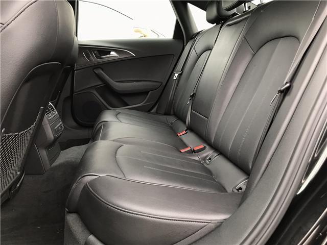 2018 Audi A6 3.0T Progressiv (Stk: 28114A) in Markham - Image 20 of 20