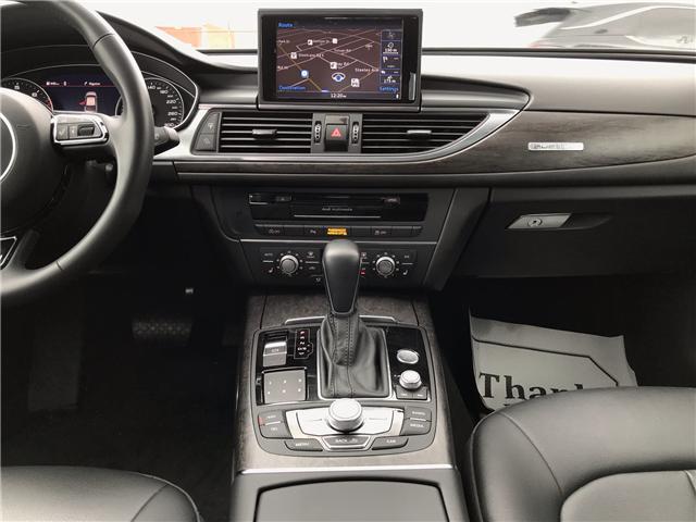 2018 Audi A6 3.0T Progressiv (Stk: 28114A) in Markham - Image 15 of 20