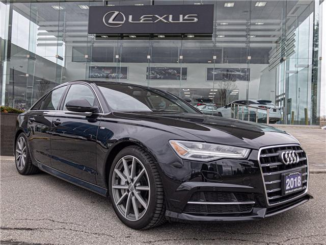 2018 Audi A6 3.0T Progressiv (Stk: 28114A) in Markham - Image 2 of 20
