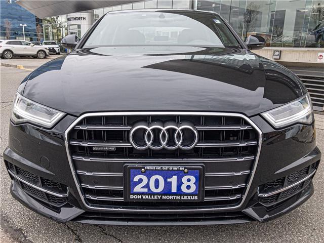 2018 Audi A6 3.0T Progressiv (Stk: 28114A) in Markham - Image 3 of 20