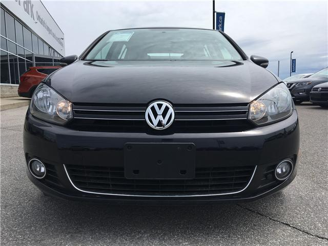 2012 Volkswagen Golf 2.0 TDI Highline (Stk: 12-02091MB) in Barrie - Image 2 of 25