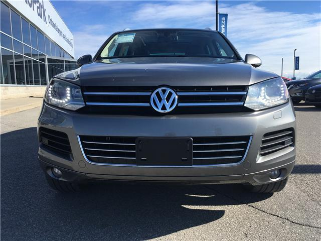 2012 Volkswagen Touareg 3.0 TDI Highline (Stk: 12-02540JB) in Barrie - Image 2 of 29