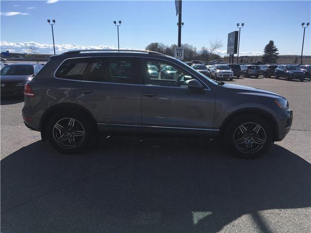 2012 Volkswagen Touareg 3.0 TDI Highline (Stk: 12-02540JB) in Barrie - Image 4 of 29