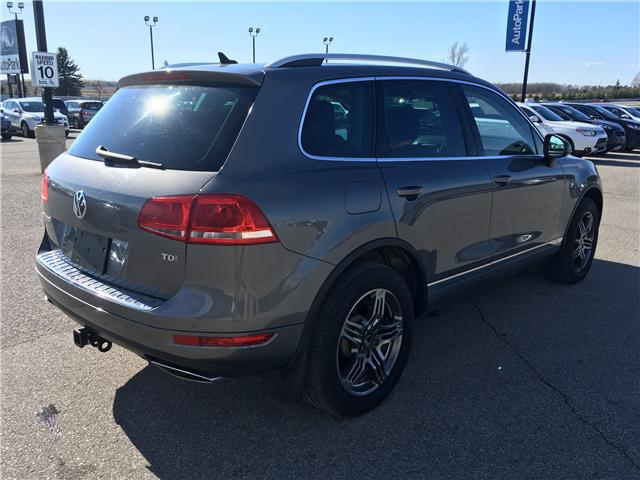 2012 Volkswagen Touareg 3.0 TDI Highline (Stk: 12-02540JB) in Barrie - Image 5 of 29