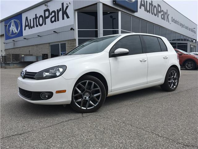 2013 Volkswagen Golf 2.0 TDI Comfortline (Stk: 13-18675JB) in Barrie - Image 1 of 26
