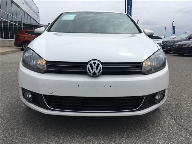 2013 Volkswagen Golf 2.0 TDI Comfortline (Stk: 13-18675JB) in Barrie - Image 2 of 26