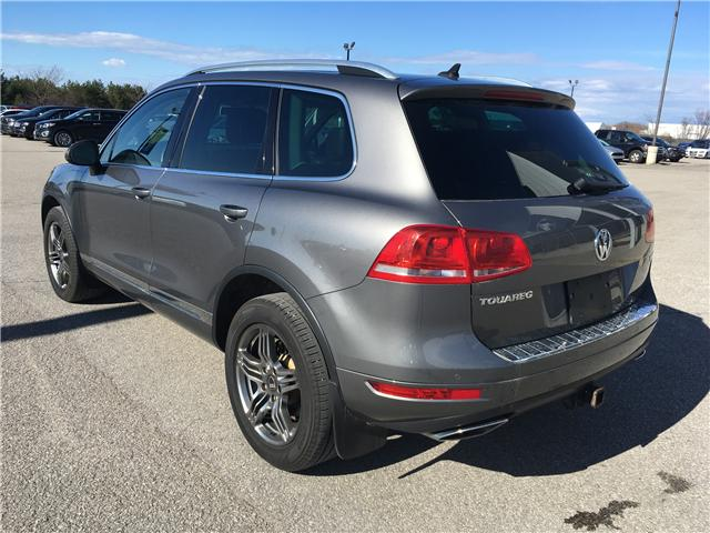 2012 Volkswagen Touareg 3.0 TDI Highline (Stk: 12-02540JB) in Barrie - Image 7 of 29