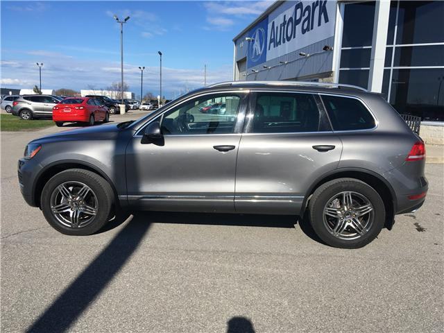 2012 Volkswagen Touareg 3.0 TDI Highline (Stk: 12-02540JB) in Barrie - Image 8 of 29