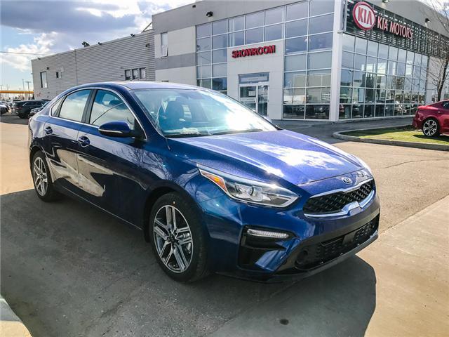 2019 Kia Forte EX Premium (Stk: 21740) in Edmonton - Image 1 of 12