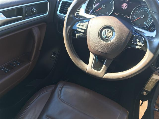2012 Volkswagen Touareg 3.0 TDI Highline (Stk: 12-02540JB) in Barrie - Image 23 of 29