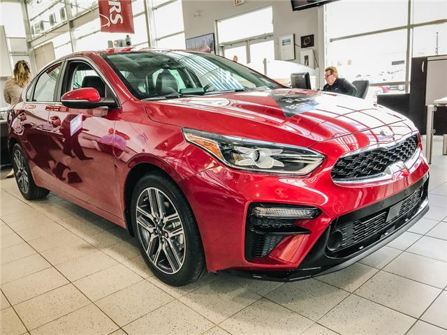 2019 Kia Forte EX Premium (Stk: 21743) in Edmonton - Image 1 of 16