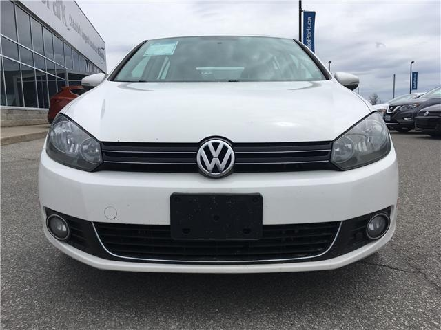2013 Volkswagen Golf 2.0 TDI Highline (Stk: 13-19722MB) in Barrie - Image 2 of 22