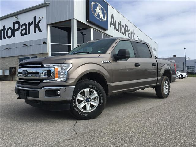 2018 Ford F-150 XLT (Stk: 18-61902RJB) in Barrie - Image 1 of 26