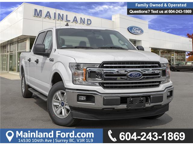 2019 Ford F-150 XLT (Stk: 9F11096) in Vancouver - Image 1 of 27