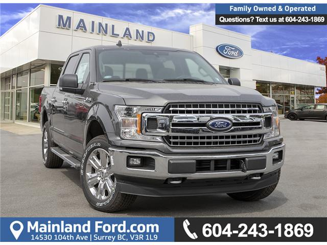 2019 Ford F-150 XLT (Stk: 9F11119) in Vancouver - Image 1 of 30