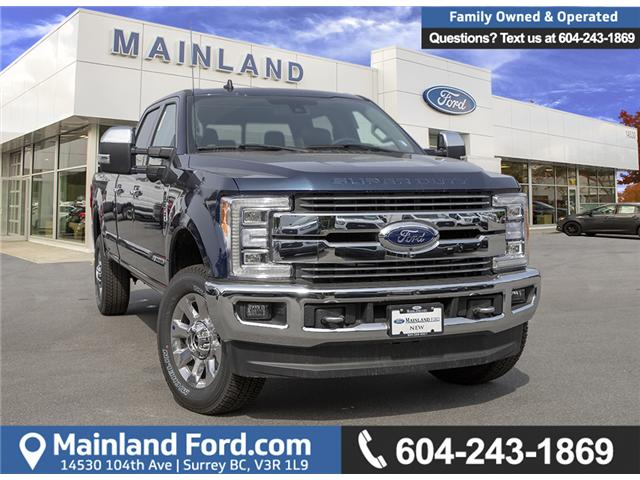 2019 Ford F-350 Lariat (Stk: 9F39074) in Vancouver - Image 1 of 30