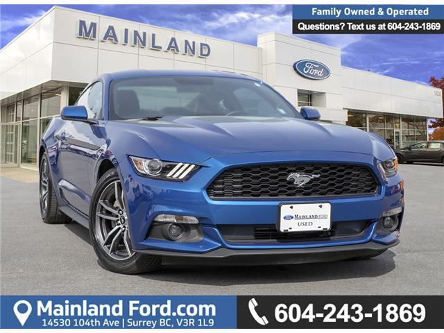 2017 Ford Mustang EcoBoost Premium (Stk: 9MU1282A) in Vancouver - Image 1 of 26