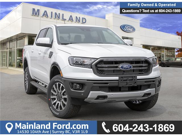 2019 Ford Ranger Lariat (Stk: 9RA9054) in Vancouver - Image 1 of 30