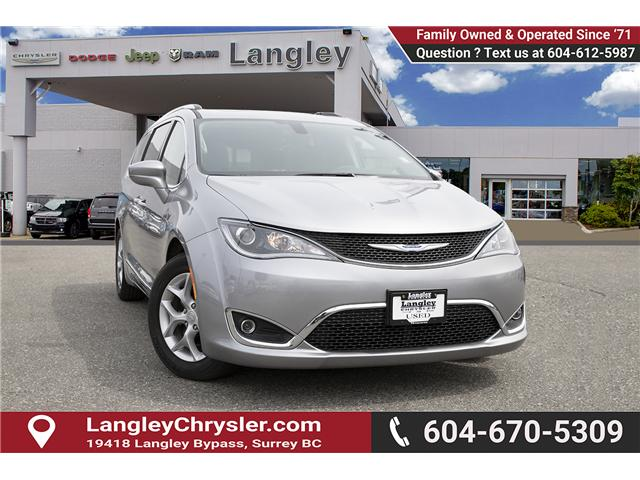2018 Chrysler Pacifica Touring-L Plus (Stk: EE908800) in Surrey - Image 1 of 26
