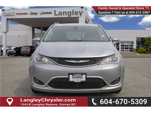2018 Chrysler Pacifica Touring-L Plus (Stk: EE908800) in Surrey - Image 2 of 26