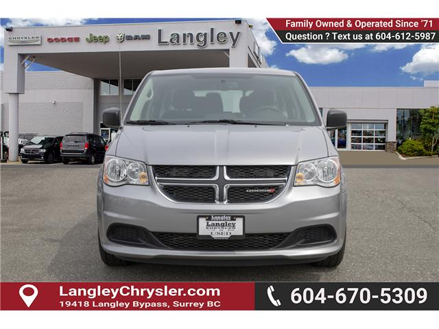 2017 Dodge Grand Caravan CVP/SXT (Stk: EE908850) in Surrey - Image 2 of 20
