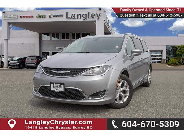 2018 Chrysler Pacifica Touring-L Plus (Stk: EE908800) in Surrey - Image 3 of 26