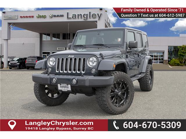 2016 Jeep Wrangler Unlimited Sahara (Stk: K559796AA) in Surrey - Image 3 of 26