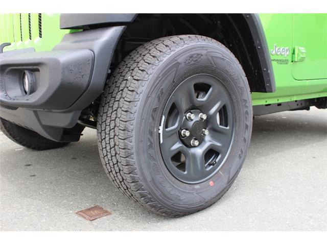 2019 Jeep Wrangler Sport (Stk: W573968) in Courtenay - Image 19 of 28