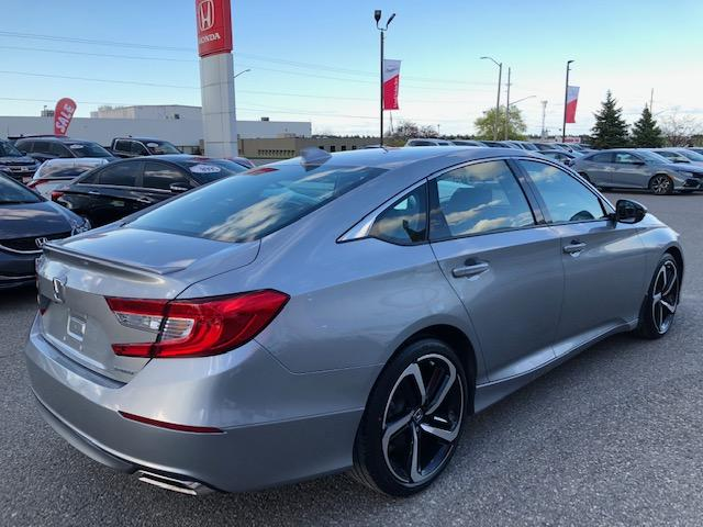 2019 Honda Accord Sport 1.5T (Stk: K1193) in Georgetown - Image 2 of 12