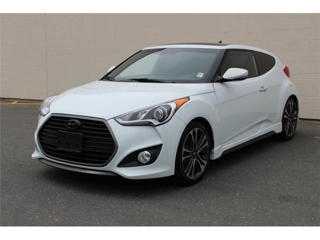 2016 Hyundai Veloster Turbo (Stk: S575385A) in Courtenay - Image 2 of 29