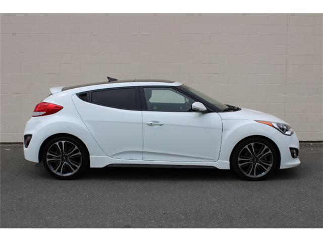 2016 Hyundai Veloster Turbo (Stk: S575385A) in Courtenay - Image 25 of 29