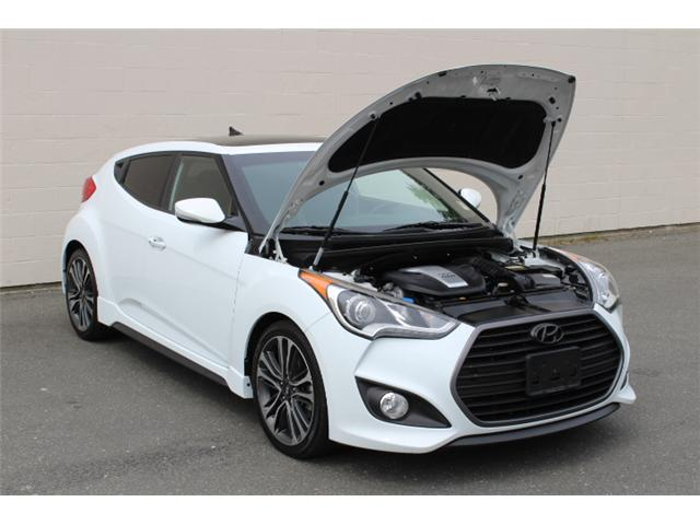 2016 Hyundai Veloster Turbo (Stk: S575385A) in Courtenay - Image 28 of 29