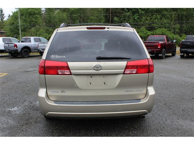 2004 Toyota Sienna XLE 7 Passenger (Stk: C634585B) in Courtenay - Image 7 of 10