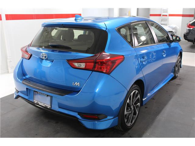 2017 Toyota Corolla iM Base (Stk: 298165S) in Markham - Image 23 of 24
