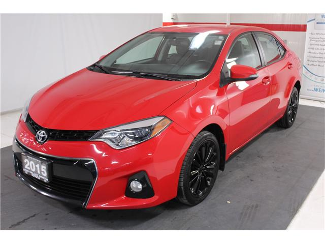2015 Toyota Corolla S (Stk: 298193S) in Markham - Image 4 of 24