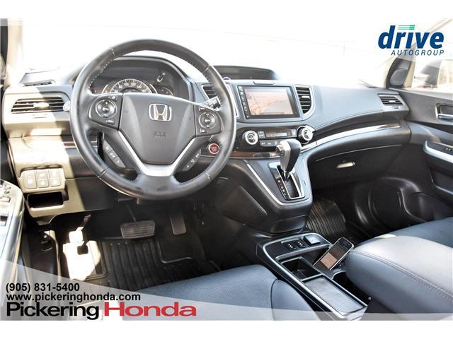 2016 Honda CR-V Touring (Stk: P4860) in Pickering - Image 2 of 36