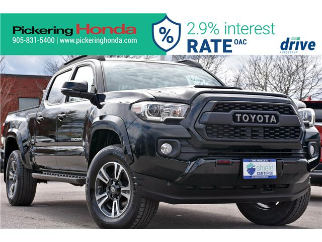 2017 Toyota Tacoma TRD Sport (Stk: P4716A) in Pickering - Image 1 of 33