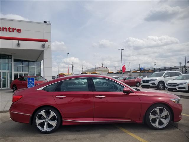 2018 Honda Accord Touring (Stk: 2180844D) in Calgary - Image 2 of 34