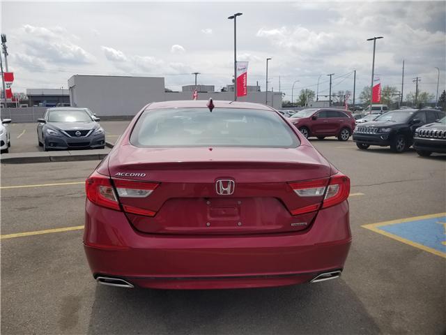 2018 Honda Accord Touring (Stk: 2180844D) in Calgary - Image 27 of 34