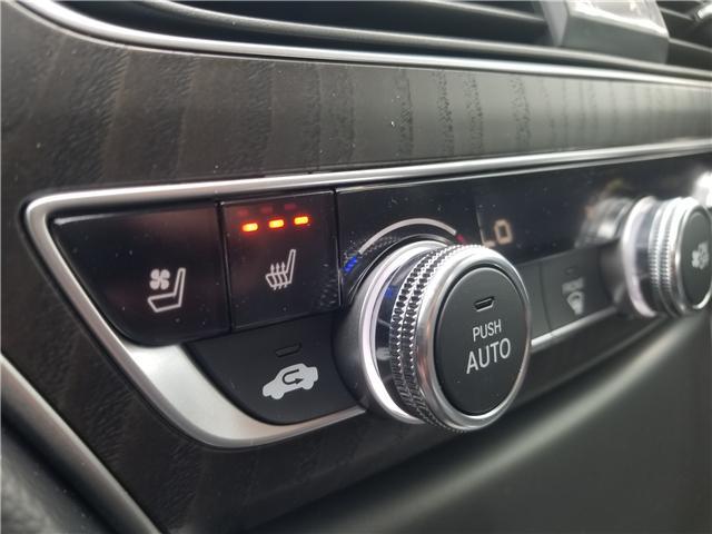 2018 Honda Accord Touring (Stk: 2180844D) in Calgary - Image 13 of 34