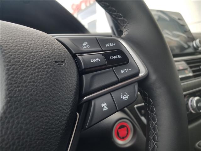 2018 Honda Accord Touring (Stk: 2180844D) in Calgary - Image 17 of 34