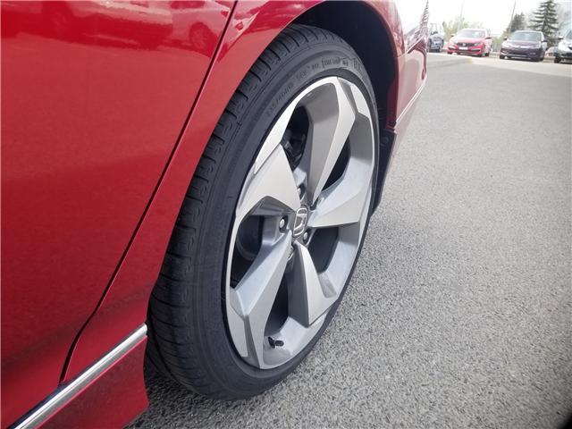 2018 Honda Accord Touring (Stk: 2180844D) in Calgary - Image 25 of 34