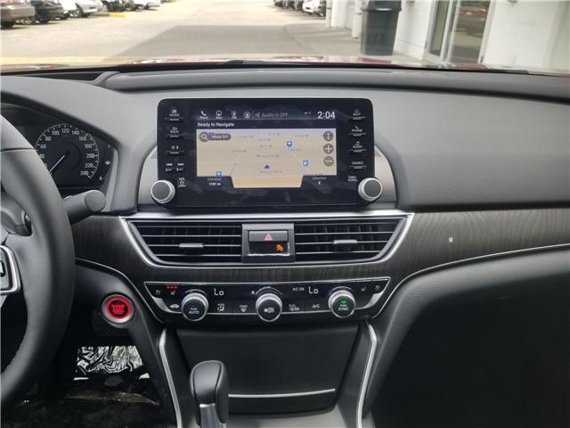 2018 Honda Accord Touring (Stk: 2180844D) in Calgary - Image 9 of 34