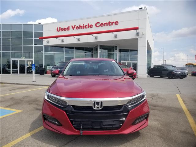 2018 Honda Accord Touring (Stk: 2180844D) in Calgary - Image 34 of 34