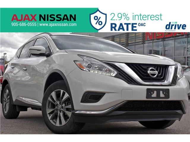 2017 Nissan Murano S (Stk: P4161) in Ajax - Image 1 of 29