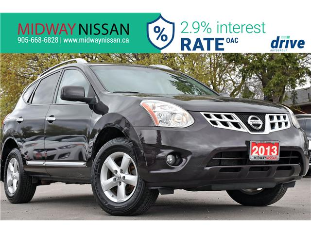 2013 Nissan Rogue SV (Stk: U1674) in Whitby - Image 1 of 28