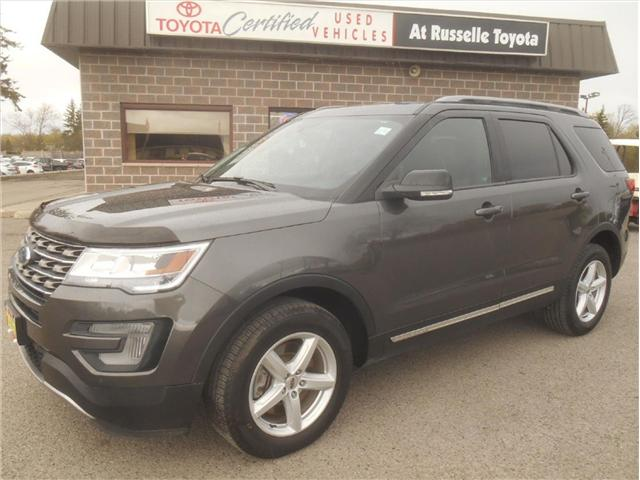 2017 Ford Explorer XLT (Stk: 191221) in Peterborough - Image 1 of 23