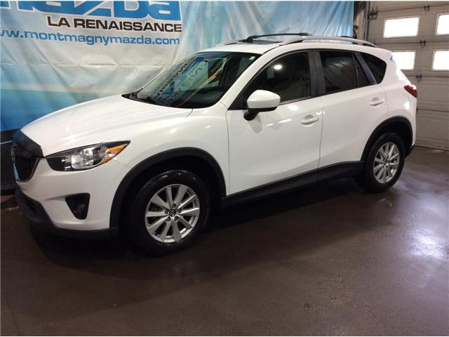 2013 Mazda CX-5 GS (Stk: 19140A) in Montmagny - Image 1 of 21