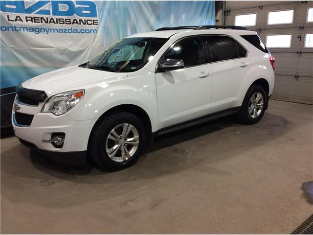 2012 Chevrolet Equinox 1LT (Stk: U646) in Montmagny - Image 1 of 24
