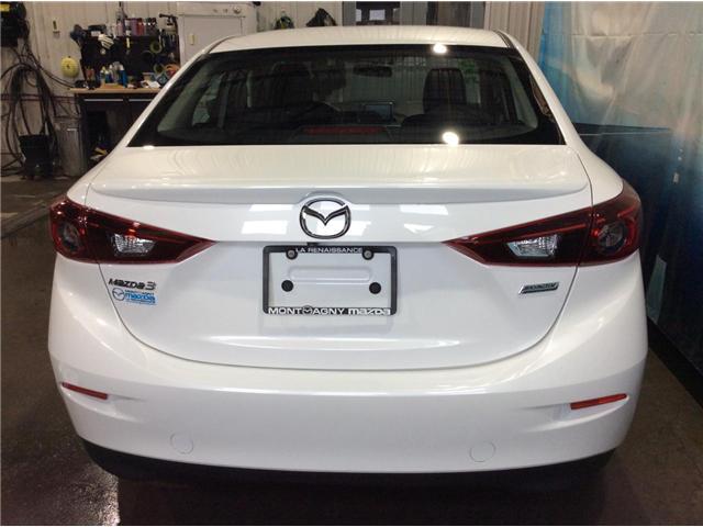 2015 Mazda Mazda3 GS (Stk: U679) in Montmagny - Image 4 of 23